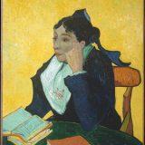 L'Arlésienne-painting-Madame-Ginoux-Vincent-van-Gogh-art-satire-comedy-humor