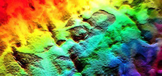 arctic pigments color swatch